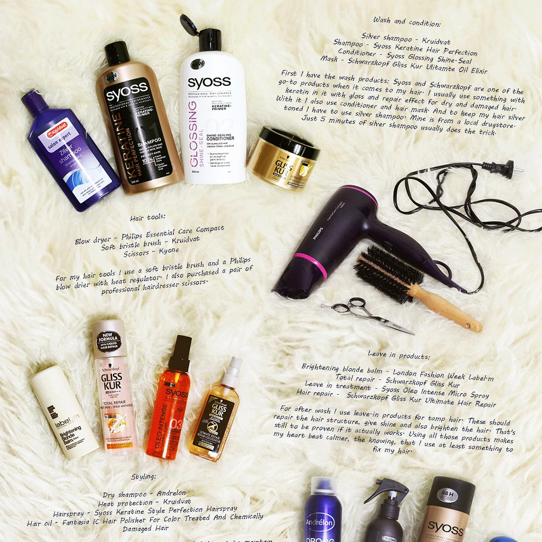 Hair Care Routine Hellofashionstuff Com